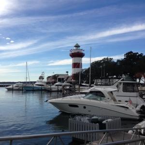 Harbour Town Lighthouse, Hilton Head Island