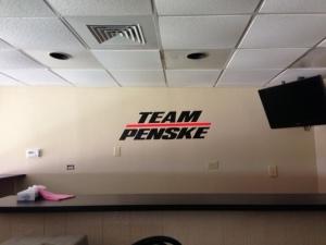 Team Penske Suite.