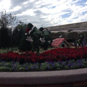 Mickey and Minney