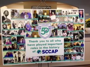 SCCAP's 50th Celebration