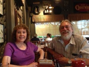 Linda and Jeff